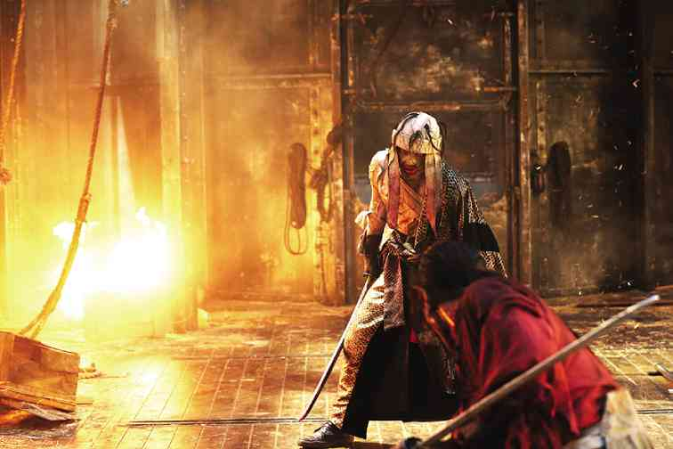 Rurouni Kenshin: The Legend Ends Review - Back2Gaming