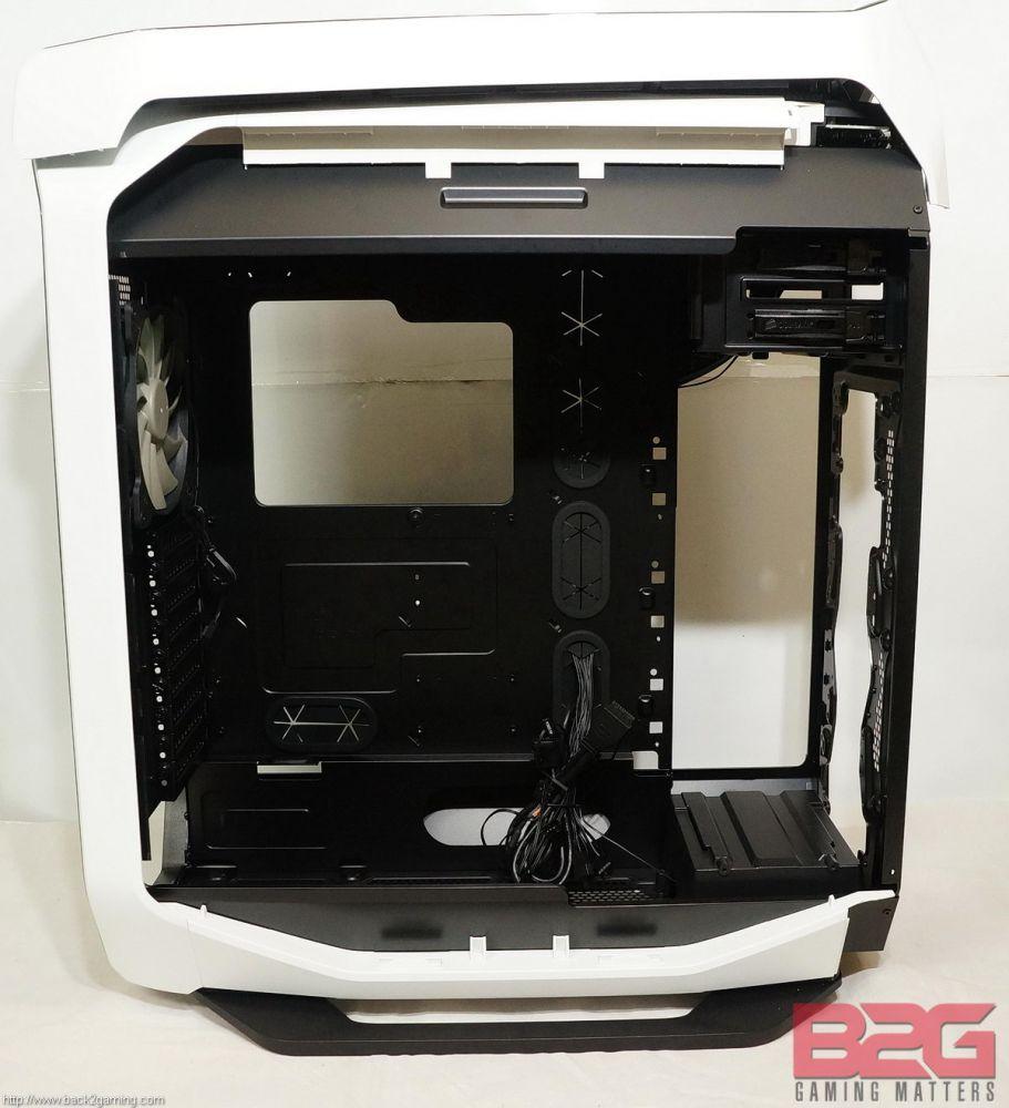 Corsair Graphite 780T White