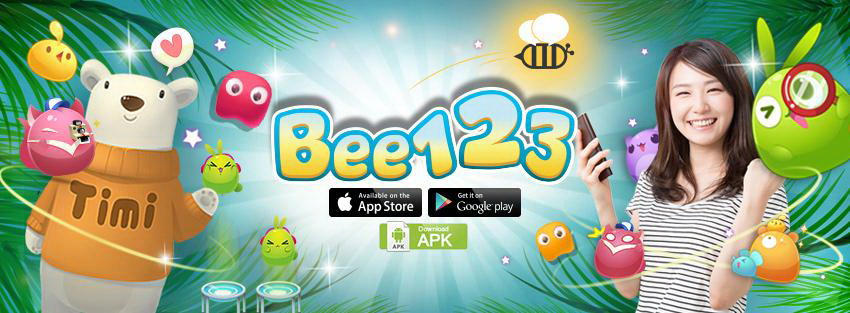 Bee123 English for Android/iOS Now Available for Download