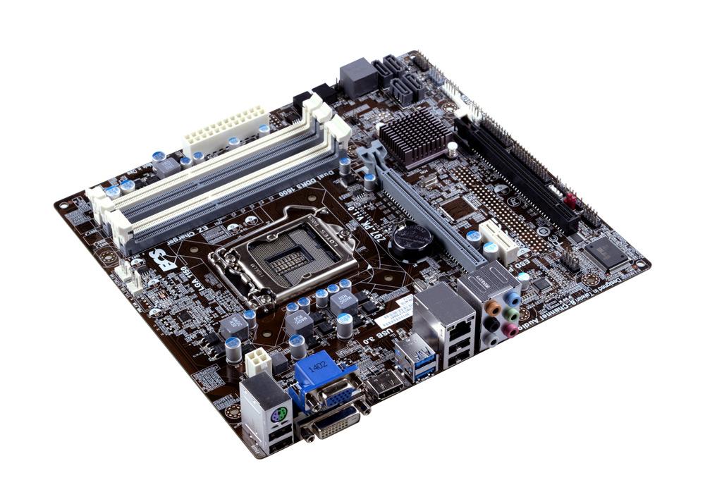 ECS Z97-PK Motherboard Review - Back2Gaming