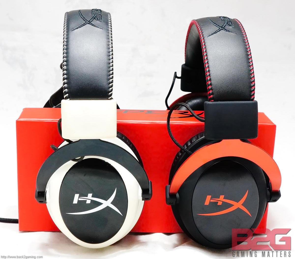 Kingston HyperX Cloud II Headset Review