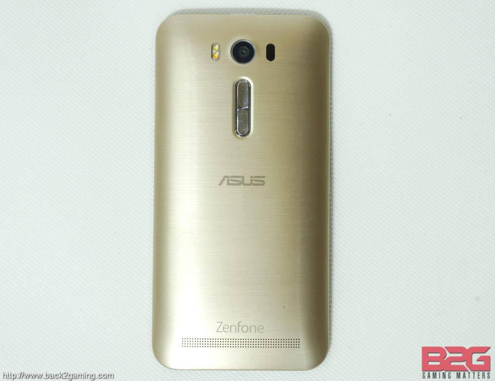 ASUS ZenFone 2 Laser 5.0 ZE500KL Smartphone Review - Back2Gaming