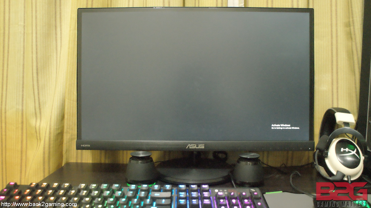 ASUS VC239H IPS Monitor Review - Back2Gaming