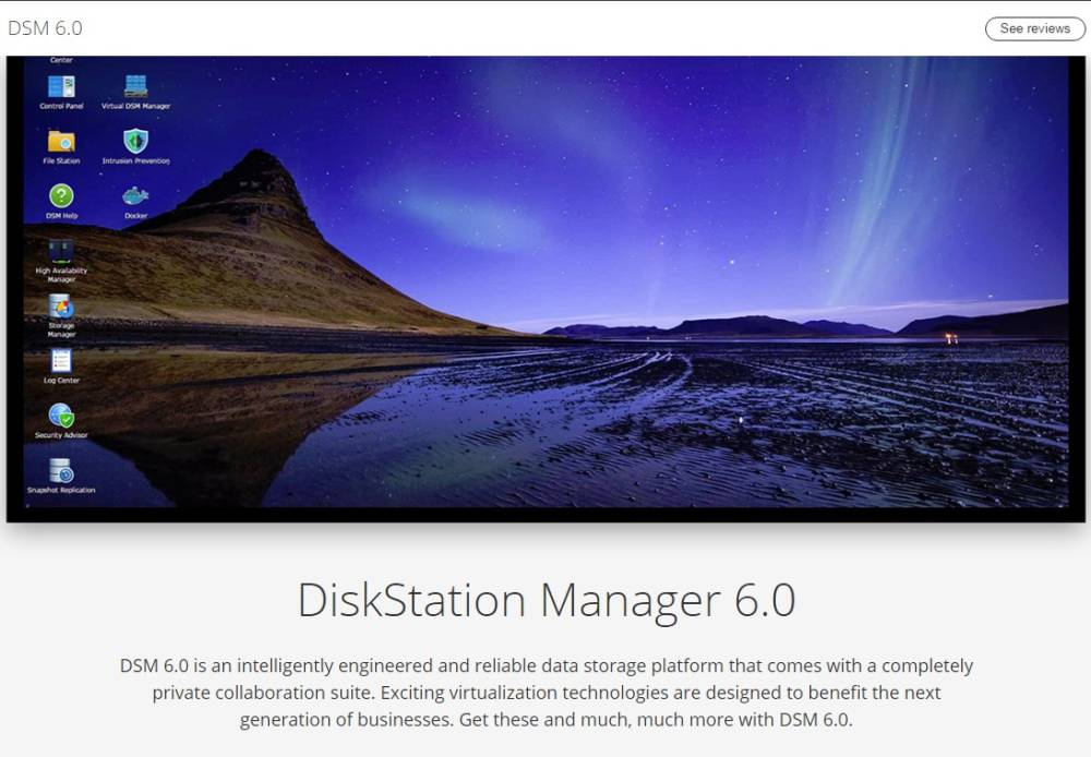 Synology DiskStation Manager 6 0 Now Available for Download
