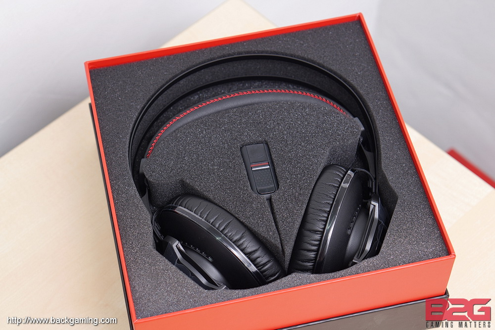 Kingston HyperX Cloud Revolver Gaming Headset Review - Back2Gaming