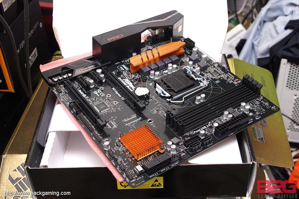 ASRock B150M Pro4 Motherboard Review - Back2Gaming