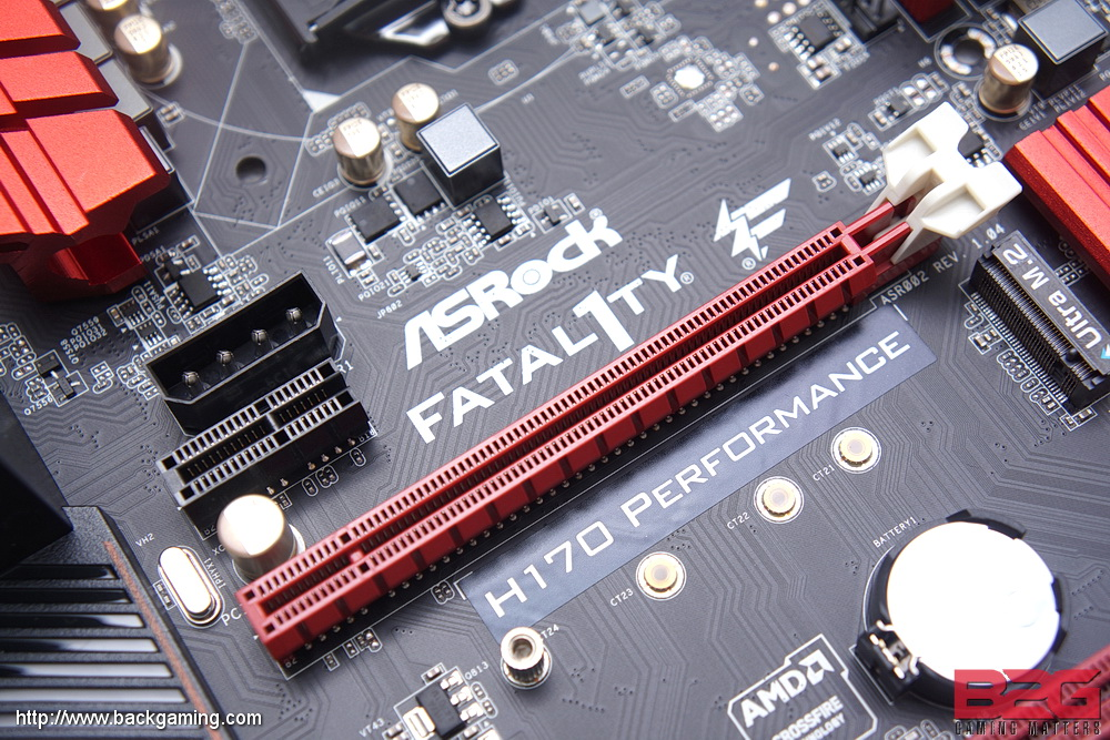 ASRock Fatal1ty H170 Performance Motherboard Review - Back2Gaming