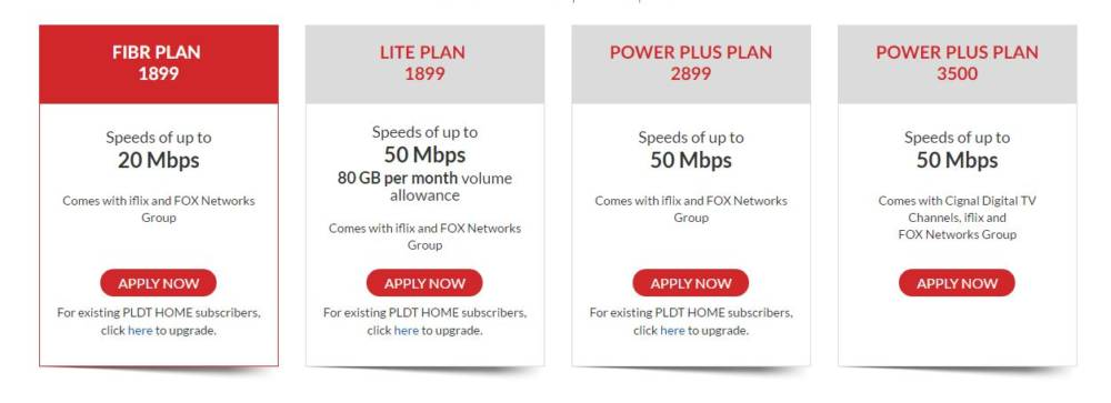 Pldt Home Fibr The Country 39 S Most Powerful Broadband