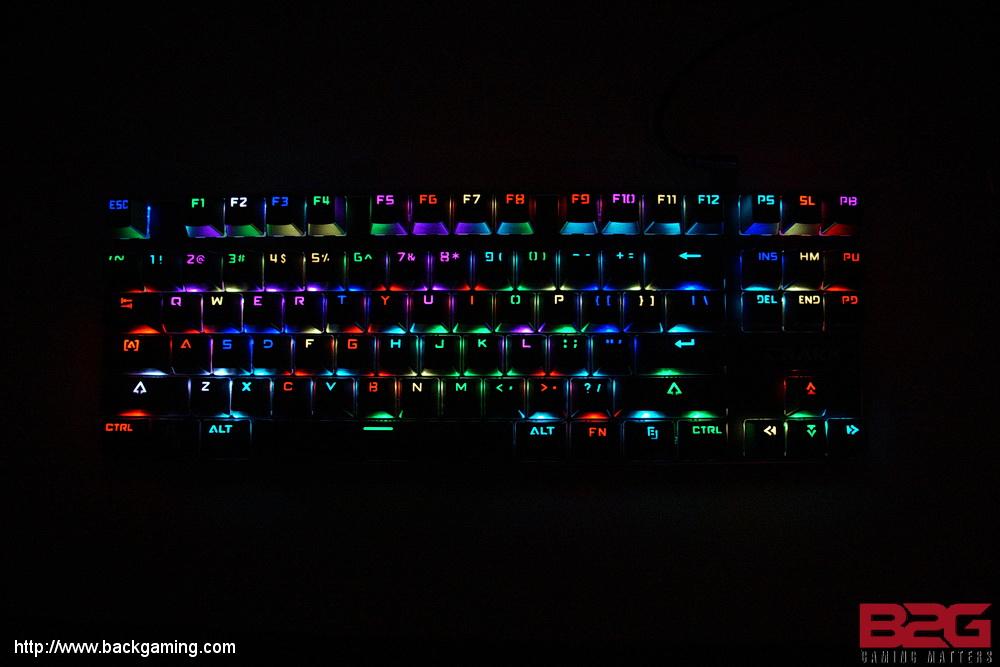 RAKK Kimat TKL RGB Mechanical Keyboard Review