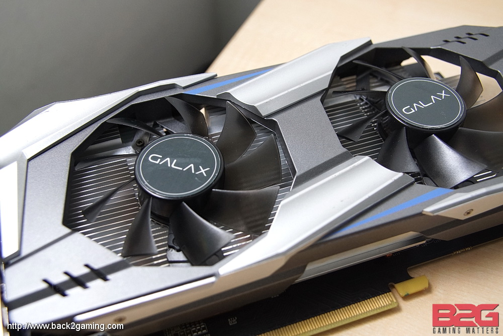 GALAX GTX 1060 OC 6GB Graphics Card Review - Back2Gaming