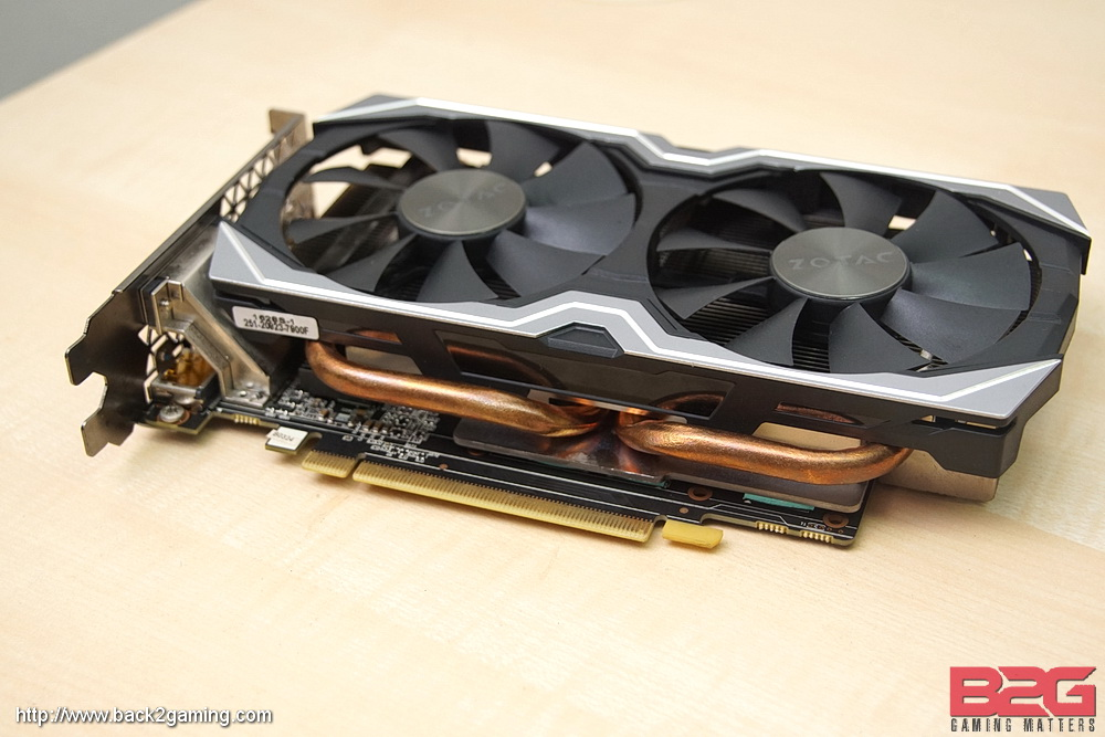 ZOTAC GTX 1060 AMP! 6GB Graphics Card Review - Back2Gaming