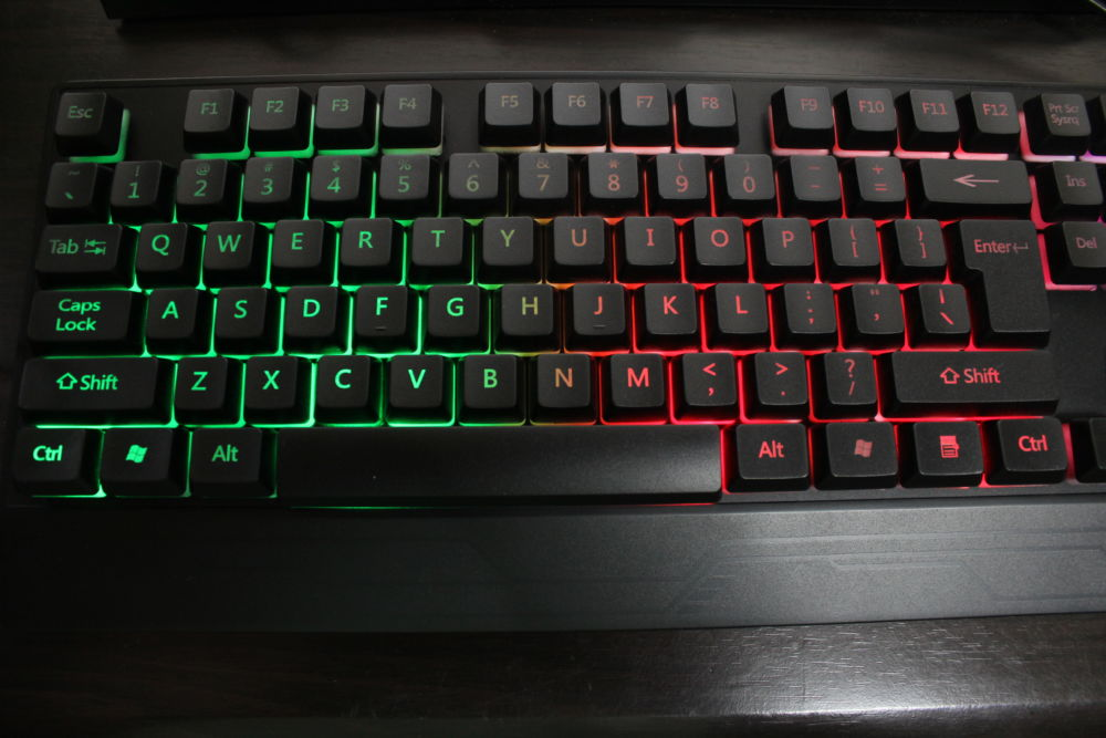 Review Zeus M 710 Gaming Keyboard And Mouse Bundle