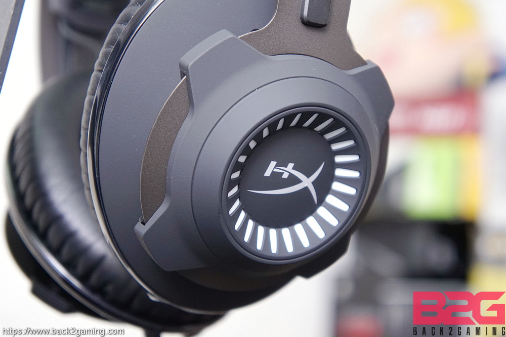 Kingston HyperX Cloud Revolver S Gaming Headset Review - Back2Gaming