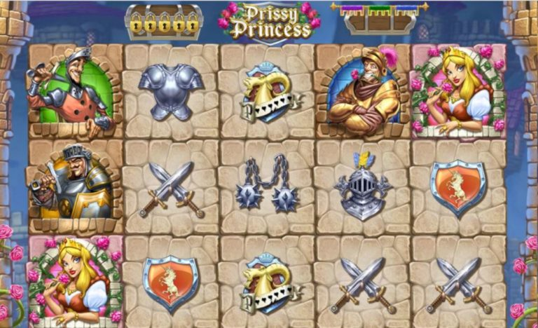 PlayN Go Announces The Release Of New Slot Prissy Princess