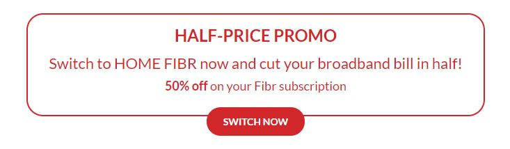 PLDT Offers New Home Fibr Subs 50% Off Their Bills - Back2Gaming