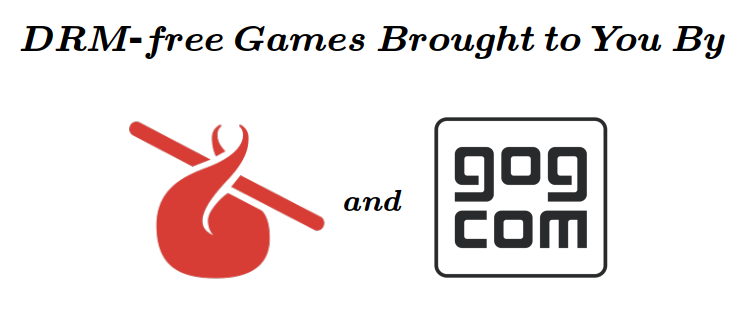 Build Your Library of DRM-free Games - Back2Gaming