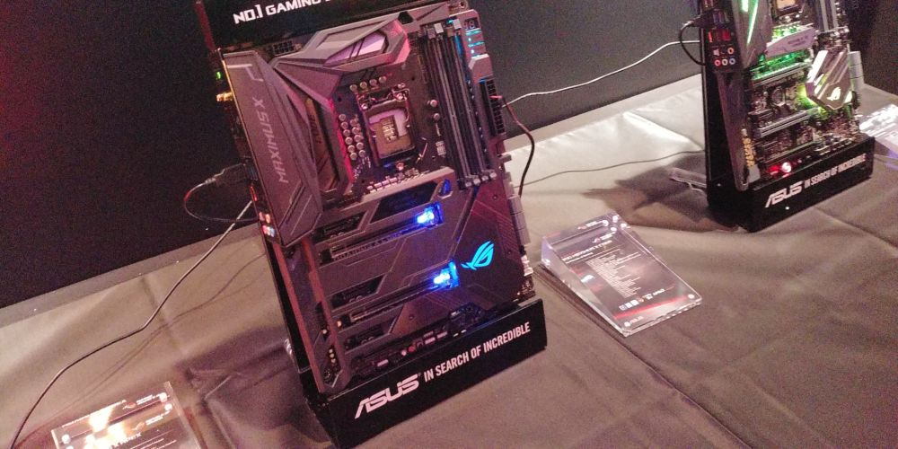 In-Depth Look at the New ASUS Z370 Motherboards - Back2Gaming