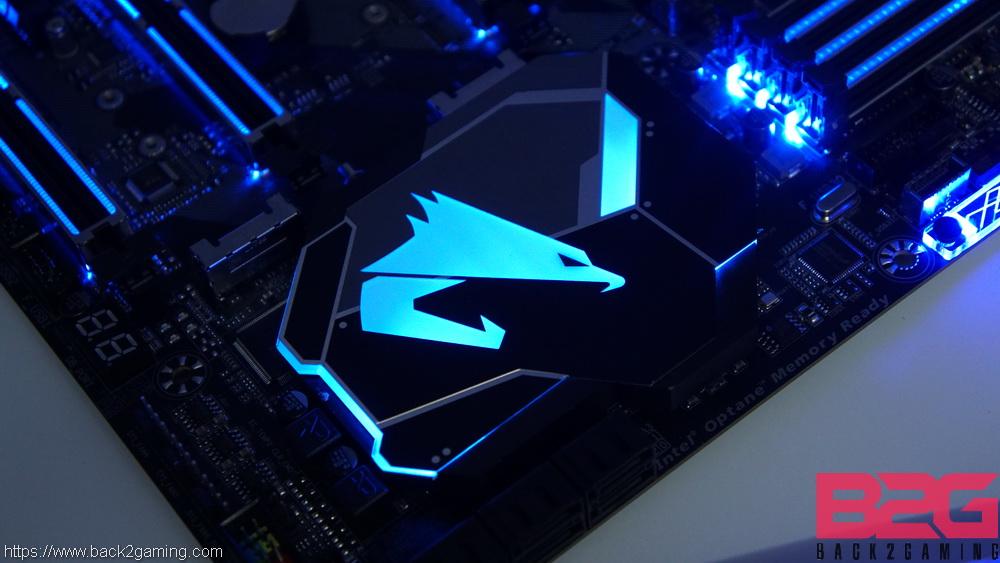 Gigabyte z370 aorus gaming 7 build