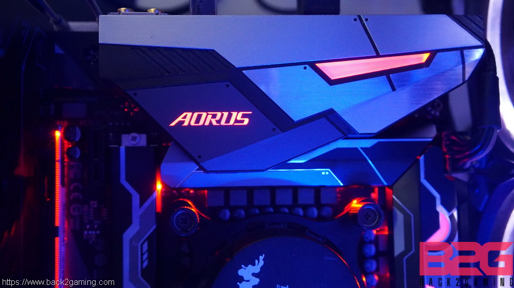 GIGABYTE Z370 AORUS GAMING 7 Motherboard Review - Back2Gaming