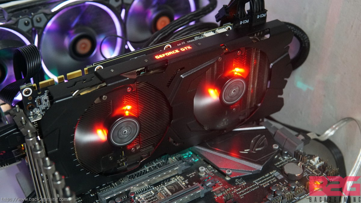 GALAX GTX 1070 Ti EX 8GB Graphics Card Review - Back2Gaming