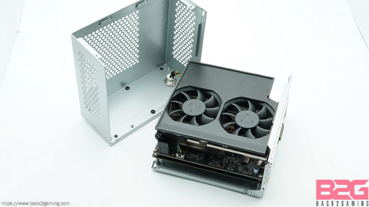 GALAX SNPR GTX 1060 6GB External Graphics Card Review