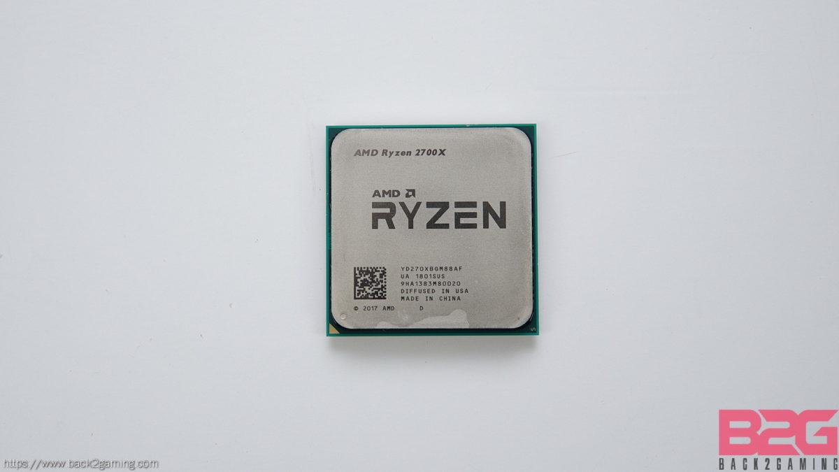 AMD Ryzen 7 2700X 8-Core Processor Review - Back2Gaming