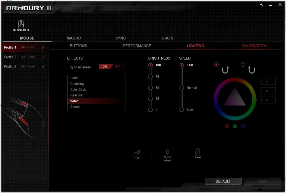 ROG Gladius II Gaming Mouse Review - Back2Gaming