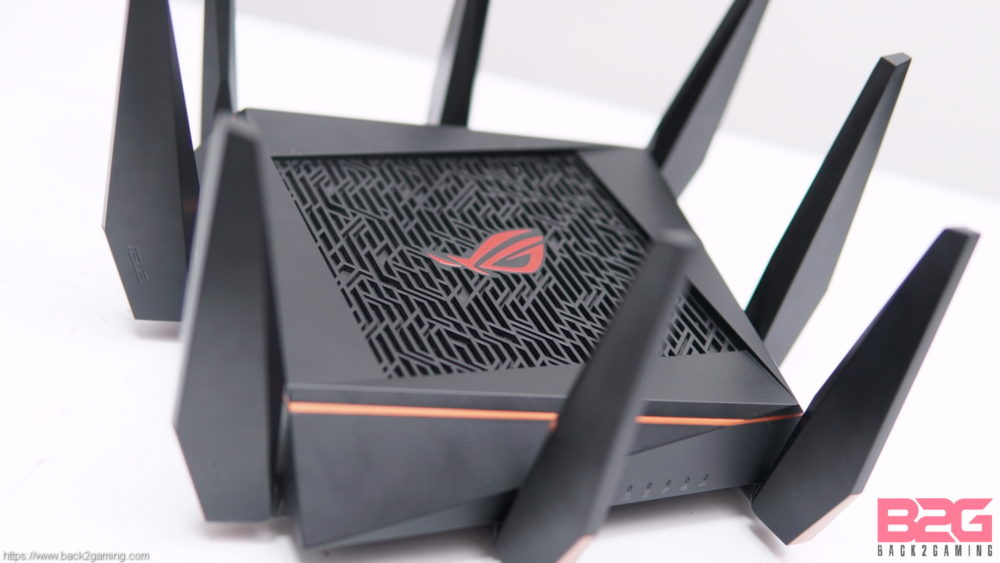 ASUS ROG RAPTURE GT-AC5300 Tri-Band WiFi Gaming Router