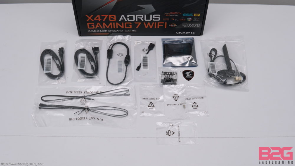 GIGABYTE X470 AORUS GAMING 7 WIFI AM4 Motherboard Review
