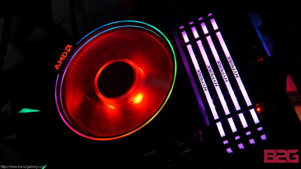HyperX Predator RGB DDR4-2933 32GB Quad-Channel Memory Kit