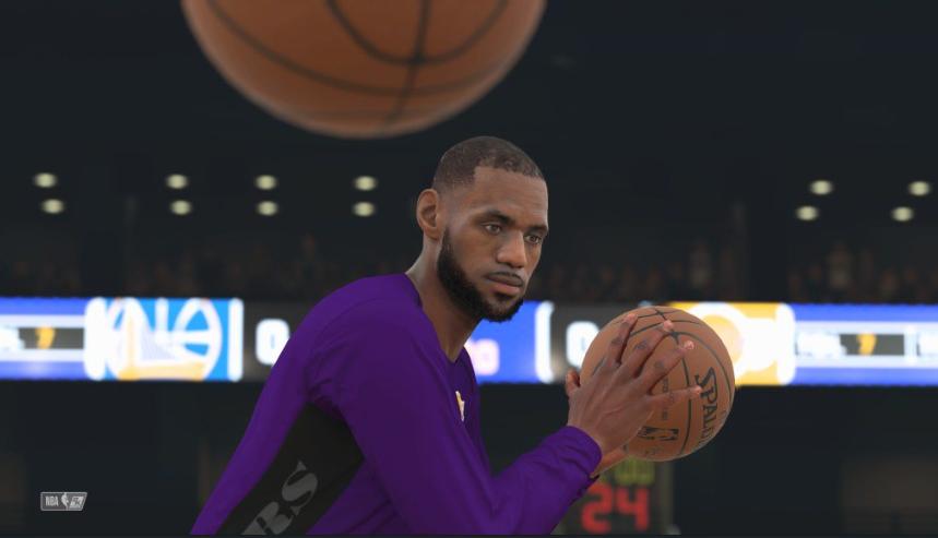 Review: NBA 2K19 - PS4 - Back2Gaming