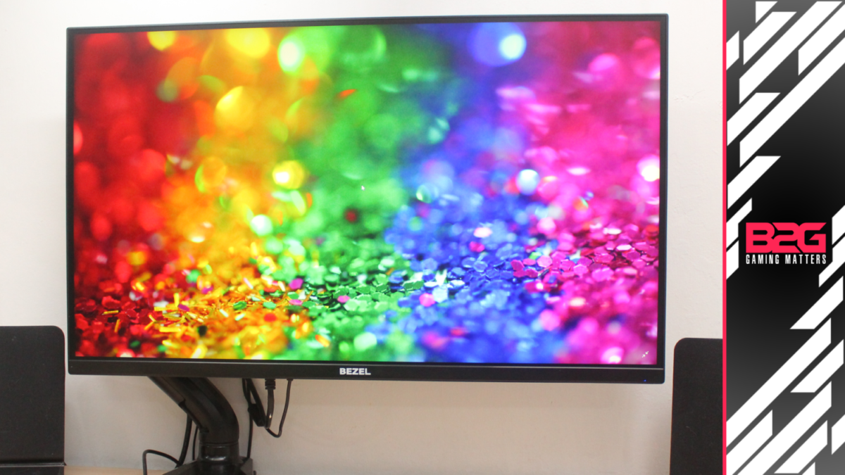 Review - BEZEL 27MD28911 144Hz FreeSync Gaming Monitor