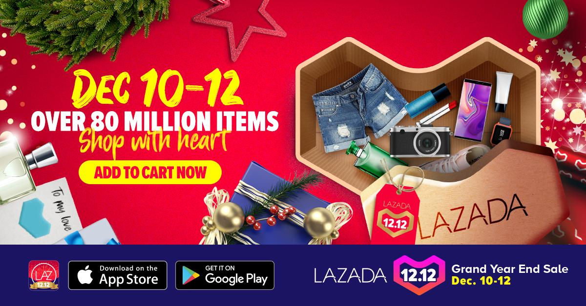 Lazada 12 12 Steal Deals Items Worth Buying