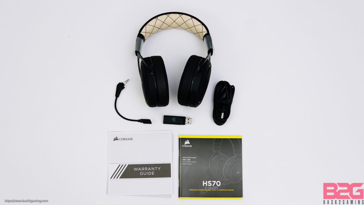 Corsair HS70 SE Wireless Headset Review - Back2Gaming