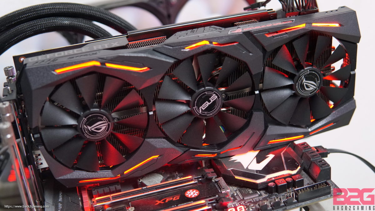ASUS ROG STRIX RTX 2060 OC 6GB Graphics Card Review - Back2Gaming