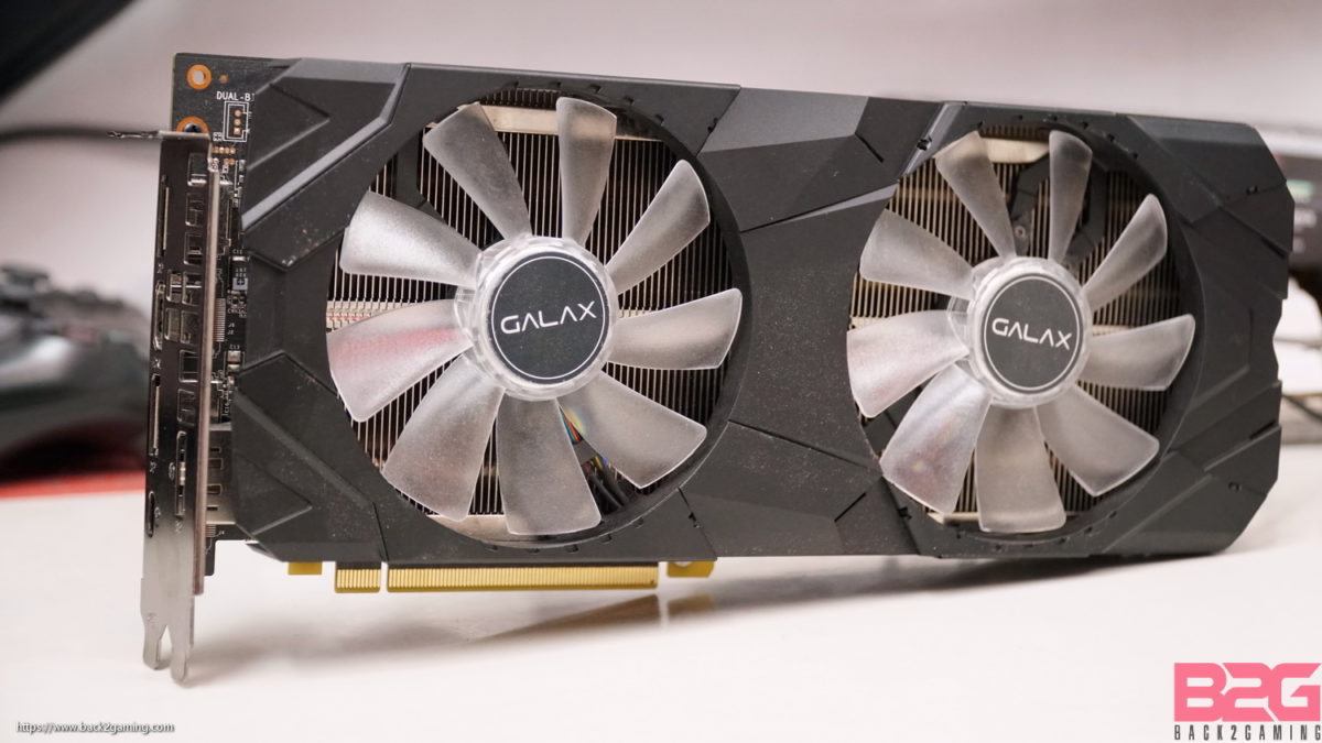 GALAX RTX 2070 EXOC 8GB Graphics Card Review - Back2Gaming