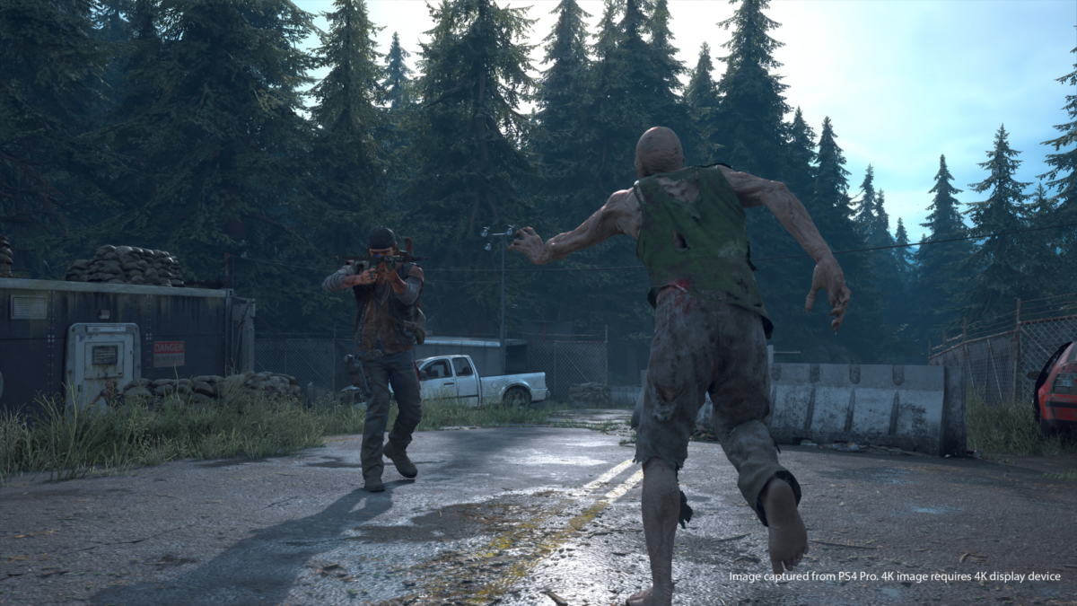 Review Days Gone Ps4 Back2gaming
