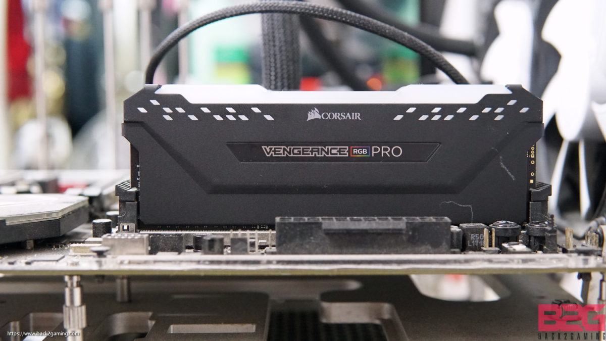 Corsair Vengeance RGB PRO 16GB DDR4-3200 Memory Kit Review