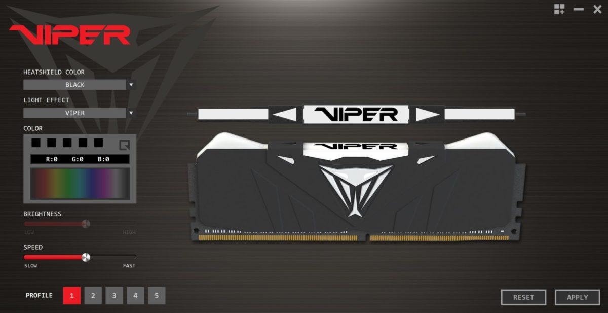 Patriot Viper RGB 16GB DDR4-4133 Memory Kit Review - Back2Gaming