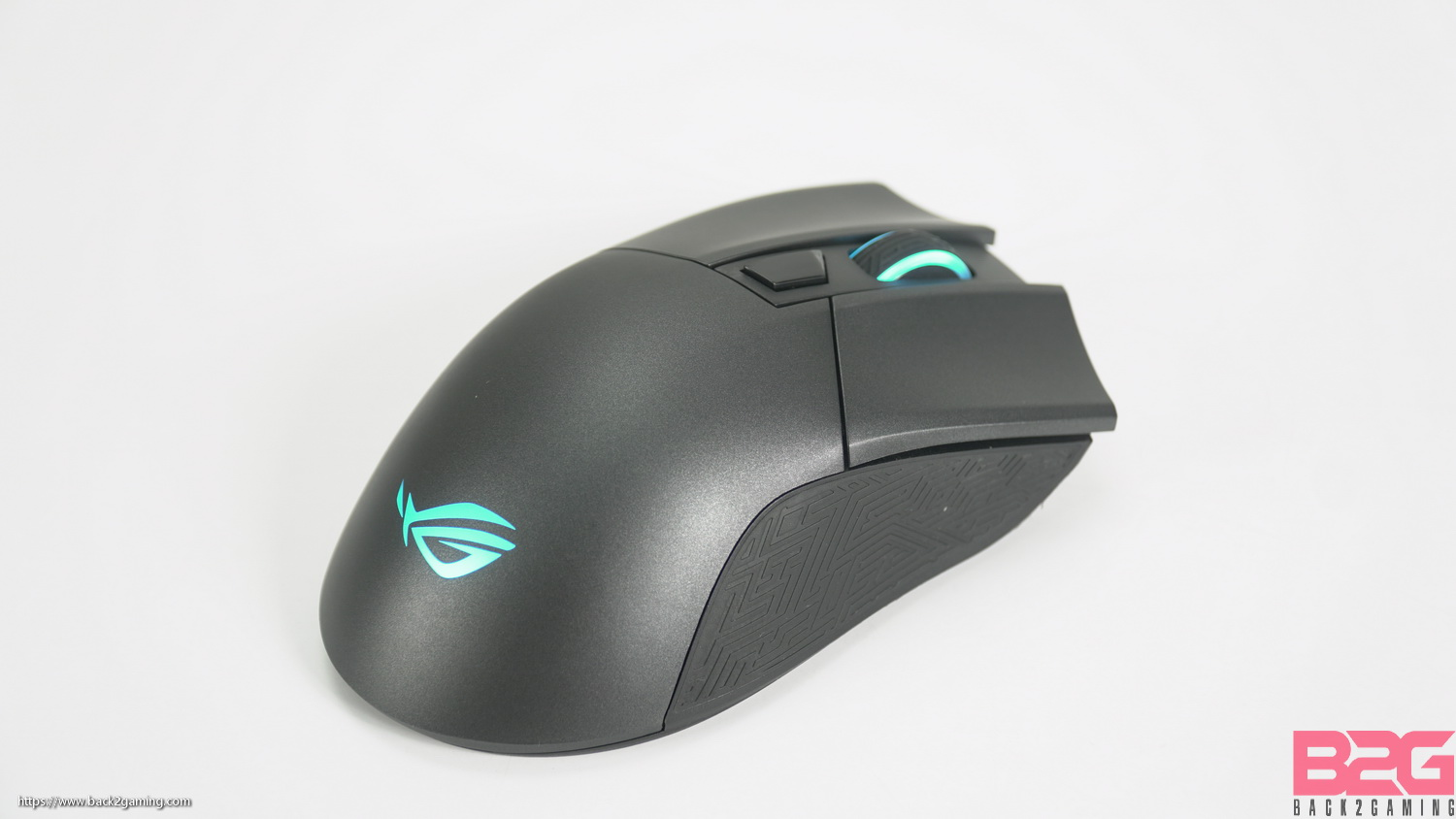 ROG Gladius II Wireless Gaming Mouse Review - Back2Gaming